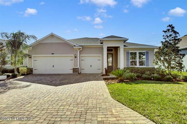 132 San Telmo Ct, St Augustine, FL 32095 (MLS #1097860) :: Olde Florida Realty Group