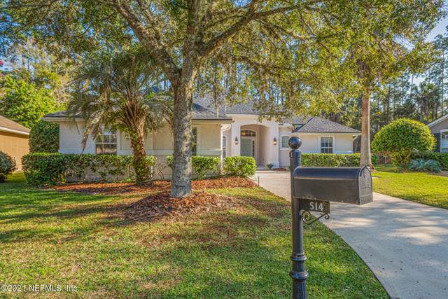 514 S Mill View Way, Ponte Vedra Beach, FL 32082 (MLS #1097891) :: CrossView Realty