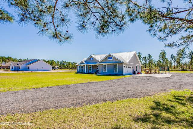 7664 Odis Yarborough Rd, Glen St. Mary, FL 32040 (MLS #1097911) :: The Hanley Home Team