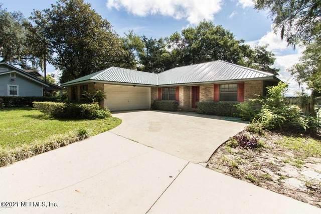 1135 SE Lake Ln, Keystone Heights, FL 32656 (MLS #1097921) :: Berkshire Hathaway HomeServices Chaplin Williams Realty