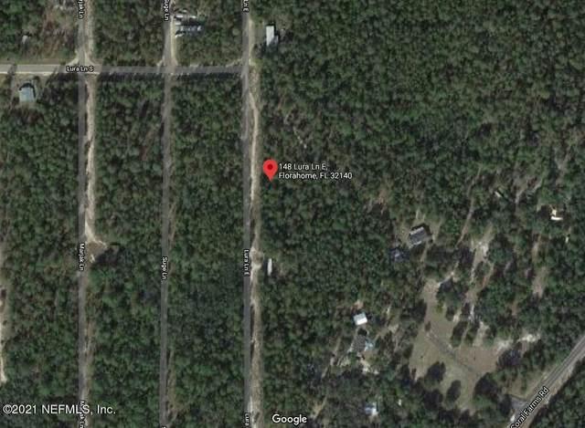 148 E Lura Ln, Florahome, FL 32140 (MLS #1097930) :: The Volen Group, Keller Williams Luxury International