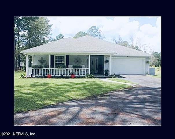 5340 Nathan Hale Rd, Jacksonville, FL 32221 (MLS #1097942) :: The Newcomer Group