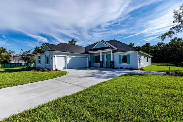 3311 Southern Oaks Dr, GREEN COVE SPRINGS, FL 32043 (MLS #1097953) :: Noah Bailey Group