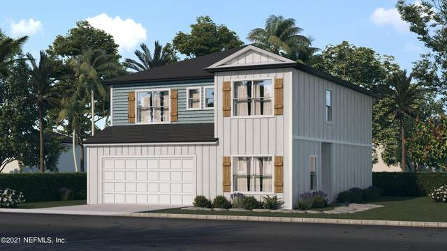 554 Lower 8Th Ave S, Jacksonville Beach, FL 32250 (MLS #1097961) :: The Newcomer Group