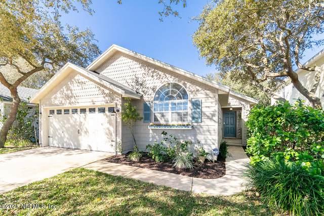 2674 Horn St, Jacksonville Beach, FL 32250 (MLS #1098028) :: Berkshire Hathaway HomeServices Chaplin Williams Realty