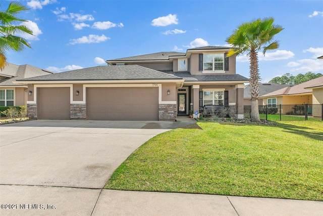 1794 Eagle Crest Dr, Fleming Island, FL 32003 (MLS #1098040) :: Century 21 St Augustine Properties