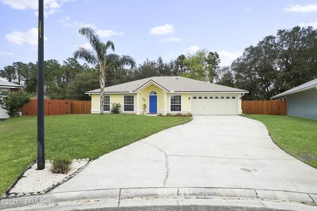 11970 Canterwood Dr, Jacksonville, FL 32246 (MLS #1098073) :: The Hanley Home Team