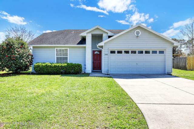 3183 Michaels Ct, GREEN COVE SPRINGS, FL 32043 (MLS #1098103) :: Noah Bailey Group