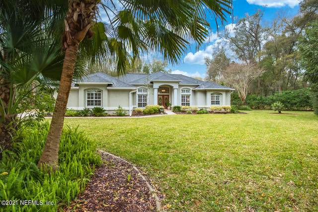 4149 Creekbluff Dr, St Augustine, FL 32086 (MLS #1098116) :: EXIT Real Estate Gallery