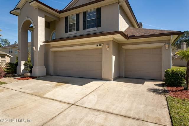 1430 Golden Willow Ct, Orange Park, FL 32003 (MLS #1098127) :: Noah Bailey Group