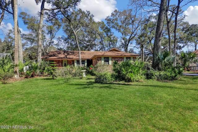 1211 Forest Oaks Dr, Neptune Beach, FL 32266 (MLS #1098138) :: Olde Florida Realty Group