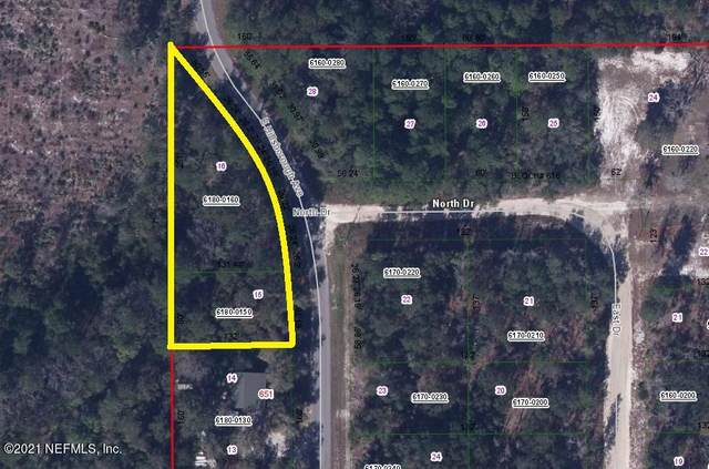 649 E Hillsborough Ave, Florahome, FL 32140 (MLS #1098146) :: The Newcomer Group