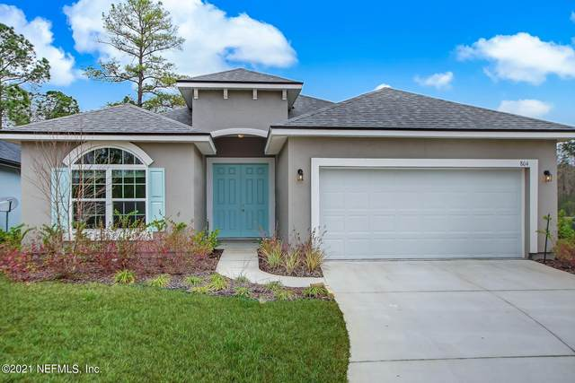 804 Sycamore Way, Orange Park, FL 32073 (MLS #1098161) :: EXIT Real Estate Gallery