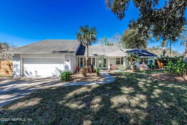 1821 Azalea Dr, Jacksonville Beach, FL 32250 (MLS #1098193) :: Berkshire Hathaway HomeServices Chaplin Williams Realty