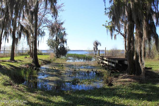 14768 SW 75TH Ave, Starke, FL 32091 (MLS #1098197) :: The Coastal Home Group