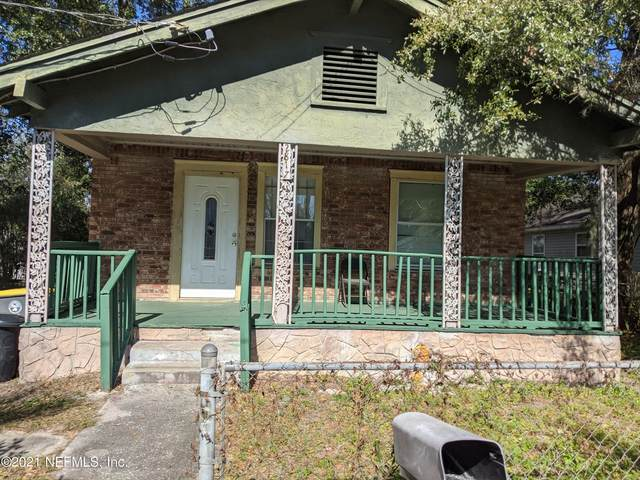 2817 Sunnyside St, Jacksonville, FL 32254 (MLS #1098200) :: Keller Williams Realty Atlantic Partners St. Augustine