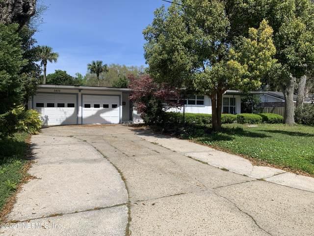 5435 Grove Ave, Jacksonville, FL 32211 (MLS #1098219) :: The Coastal Home Group