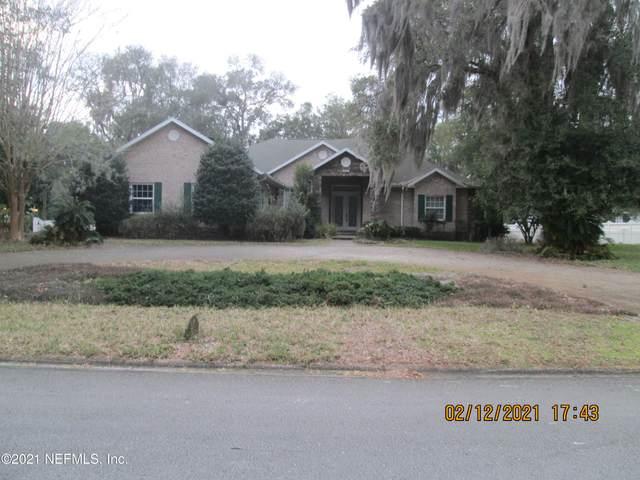 317 Old Plantation Dr, St Augustine, FL 32086 (MLS #1098235) :: EXIT Real Estate Gallery