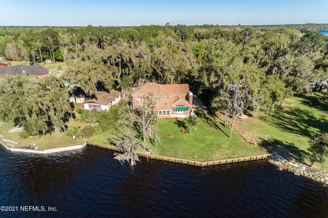 8345 Colee Cove Rd, St Augustine, FL 32092 (MLS #1098237) :: Military Realty