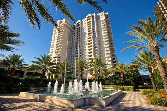 400 E Bay St #1607, Jacksonville, FL 32202 (MLS #1098269) :: Endless Summer Realty