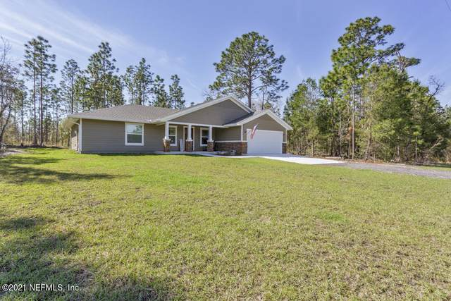458 SE 49TH St, Keystone Heights, FL 32656 (MLS #1098279) :: Berkshire Hathaway HomeServices Chaplin Williams Realty