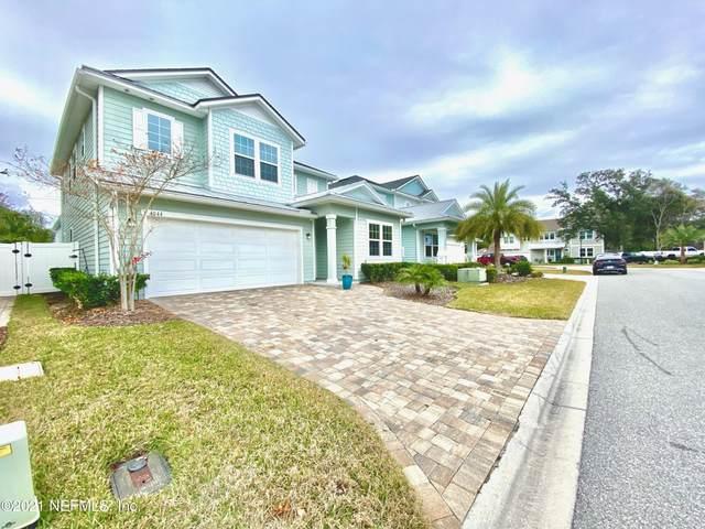 4044 Seaside Dr E, Jacksonville Beach, FL 32250 (MLS #1098299) :: Berkshire Hathaway HomeServices Chaplin Williams Realty