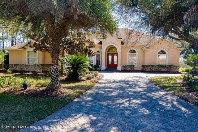111 Herons Nest Ln, St Augustine, FL 32080 (MLS #1098311) :: The Coastal Home Group