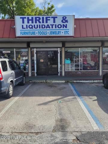 20 E 9TH St, Jacksonville, FL 32206 (MLS #1098318) :: Noah Bailey Group
