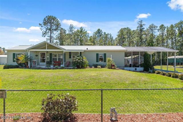 111 N Janet Dr, Crescent City, FL 32112 (MLS #1098324) :: Berkshire Hathaway HomeServices Chaplin Williams Realty