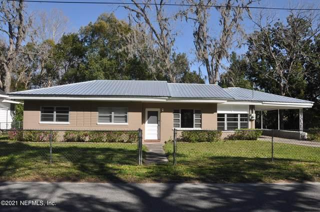734 N Thompson St, Starke, FL 32091 (MLS #1098384) :: Berkshire Hathaway HomeServices Chaplin Williams Realty