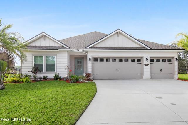 371 Cedarstone Way, St Augustine, FL 32092 (MLS #1098401) :: The Hanley Home Team