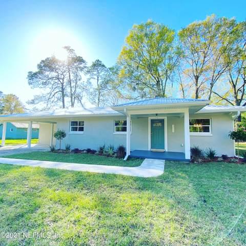 311 N St Clair St, Starke, FL 32091 (MLS #1098406) :: Berkshire Hathaway HomeServices Chaplin Williams Realty