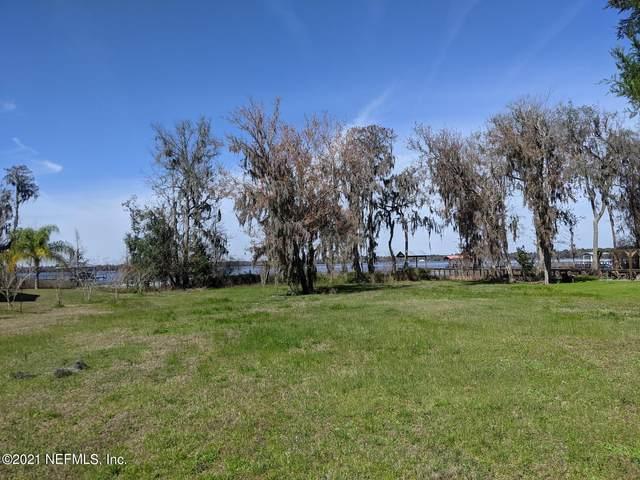 0 150TH St, Starke, FL 32091 (MLS #1098469) :: Berkshire Hathaway HomeServices Chaplin Williams Realty