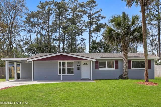 7838 Praver Dr W, Jacksonville, FL 32217 (MLS #1098473) :: Berkshire Hathaway HomeServices Chaplin Williams Realty