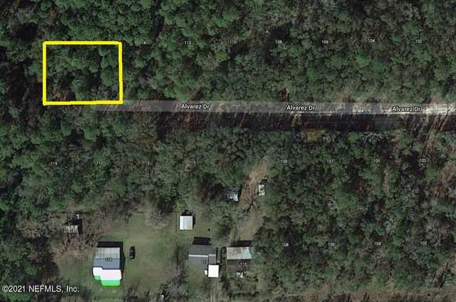 116 Alvarez Dr, Florahome, FL 32140 (MLS #1098487) :: EXIT 1 Stop Realty