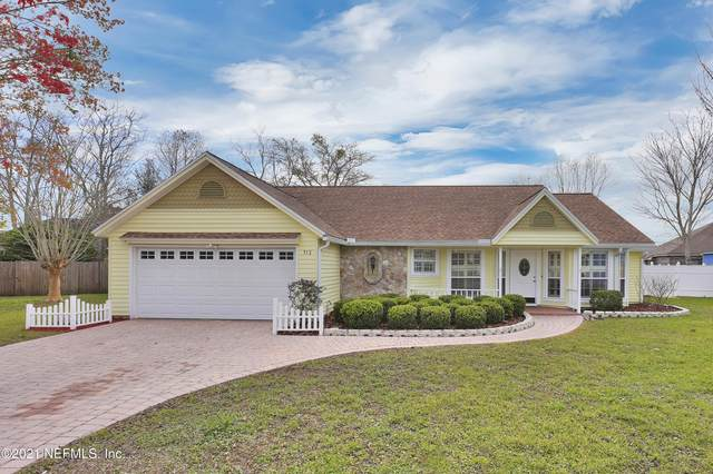 312 Springfield Ct, Orange Park, FL 32073 (MLS #1098489) :: The DJ & Lindsey Team