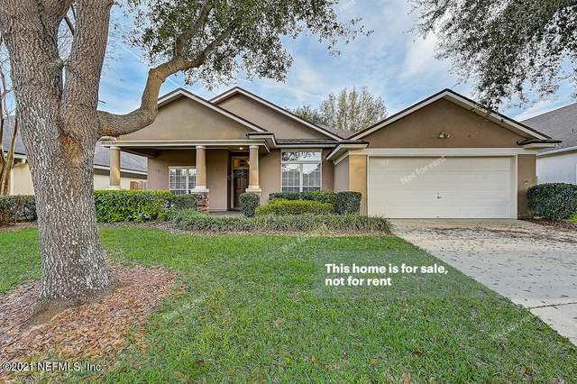 3349 Horseshoe Trail Dr, Orange Park, FL 32065 (MLS #1098496) :: The DJ & Lindsey Team
