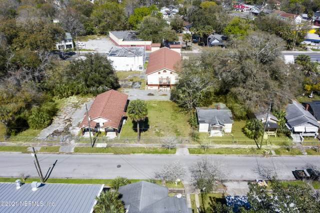 1435 Prince St, Jacksonville, FL 32209 (MLS #1098574) :: The Newcomer Group