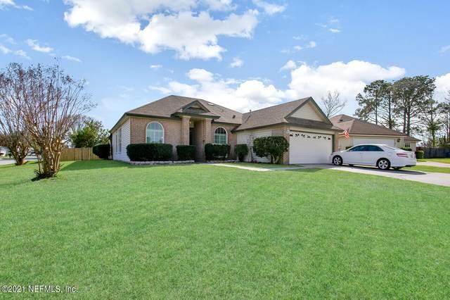 12412 Casheros Cove Ct, Jacksonville, FL 32225 (MLS #1098592) :: EXIT Real Estate Gallery