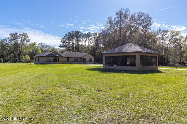 21650 NE 40TH St, Williston, FL 32696 (MLS #1098716) :: EXIT 1 Stop Realty