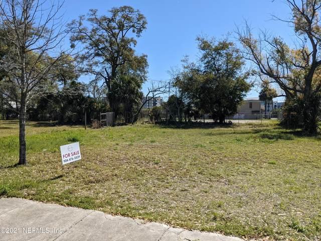 395 Spruce St, Jacksonville, FL 32204 (MLS #1098746) :: Noah Bailey Group