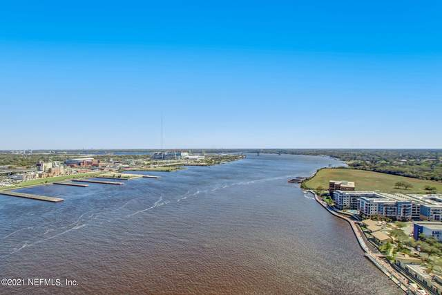 1431 Riverplace Blvd #2807, Jacksonville, FL 32207 (MLS #1098888) :: The Volen Group, Keller Williams Luxury International