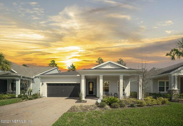335 Rivercliff Trl, St Augustine, FL 32092 (MLS #1099033) :: EXIT Real Estate Gallery