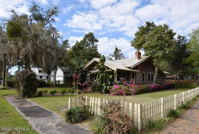 400 Pine St, Crescent City, FL 32112 (MLS #1099091) :: The Every Corner Team