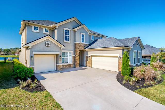 1951 Colonial Dr, GREEN COVE SPRINGS, FL 32043 (MLS #1099133) :: The Every Corner Team