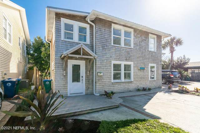 231 North St, Neptune Beach, FL 32266 (MLS #1099140) :: EXIT Real Estate Gallery