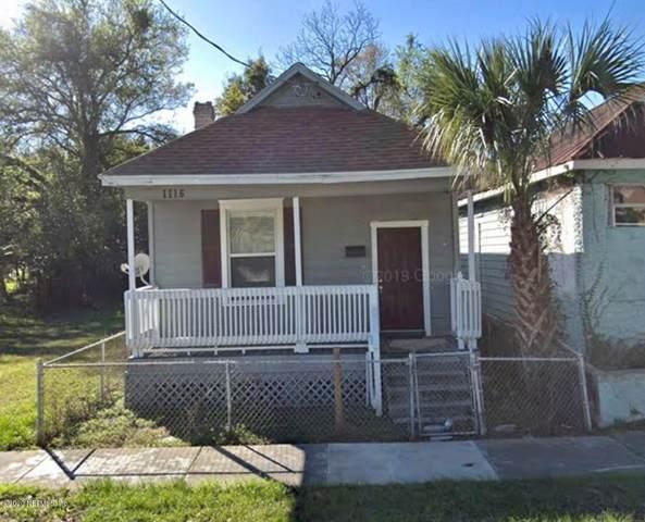 1116 Evergreen Ave, Jacksonville, FL 32206 (MLS #1099211) :: The Newcomer Group