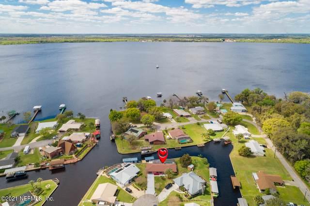 128 Magnolia Dr, East Palatka, FL 32131 (MLS #1099337) :: Olde Florida Realty Group