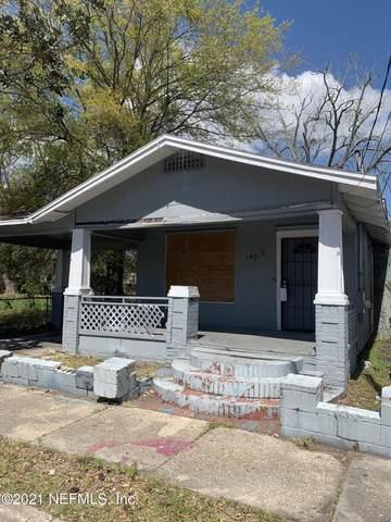 1409 W 5TH St, Jacksonville, FL 32209 (MLS #1099377) :: The Coastal Home Group