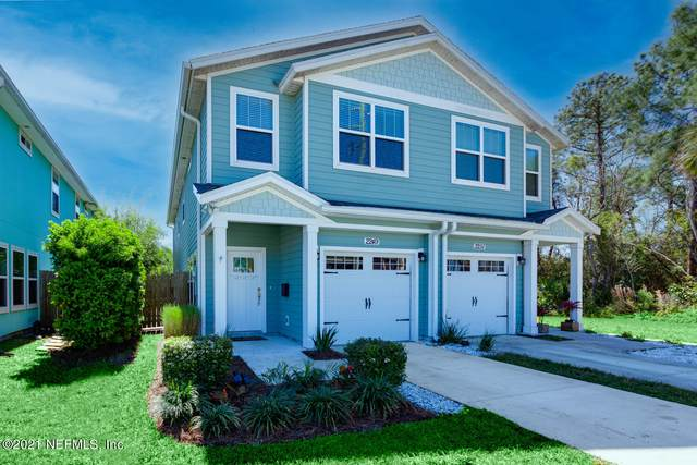2249 Pine Pl, Neptune Beach, FL 32266 (MLS #1099397) :: The Every Corner Team